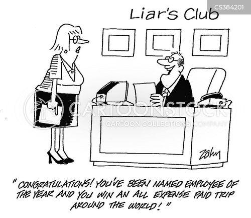 the liars club essays