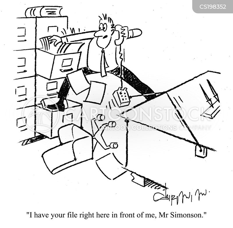 Messy Office Cartoons And Comics Funny Pictures From