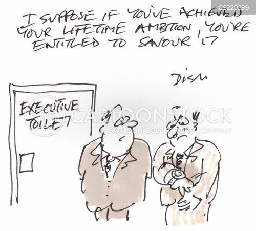 Ambition | Executive Grapevine