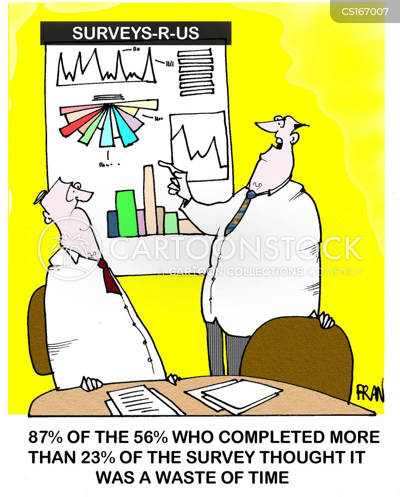 Statistiken Cartoon, Statistiken Cartoons, Statistiken Bild,