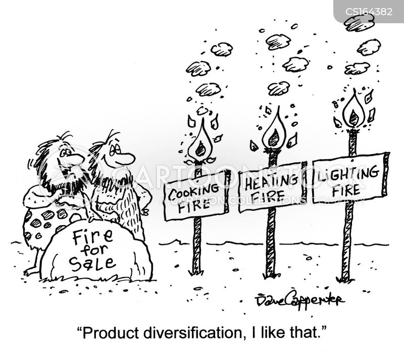 Diversification strategy good or bad