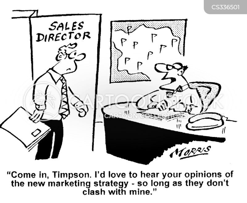 Sales Director Cartoons And Comics Funny Pictures From