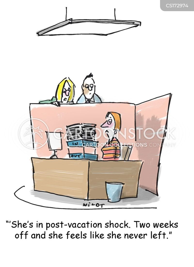 Back To Work Cartoons And Comics Funny Pictures From