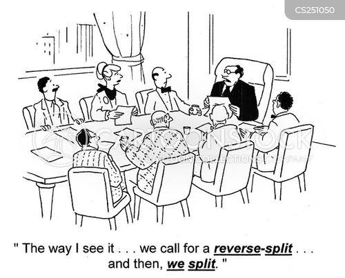 Call options reverse stock split