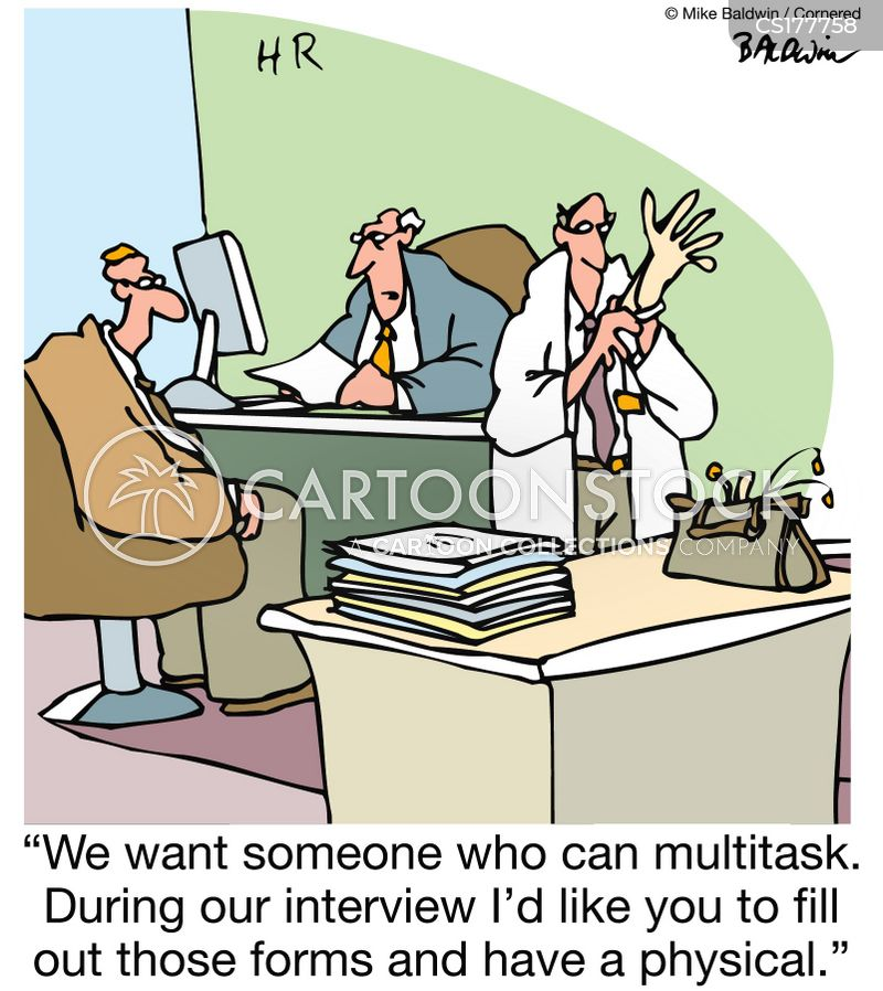 Multitasking Cartoon, Multitasking Cartoons, Multitasking Bild, Multitasking Bilder, Multitasking Karikatur, Multitasking Karikaturen, Multitasking Illustration, Multitasking Illustrationen, Multitasking Witzzeichnung, Multitasking Witzzeichnungen