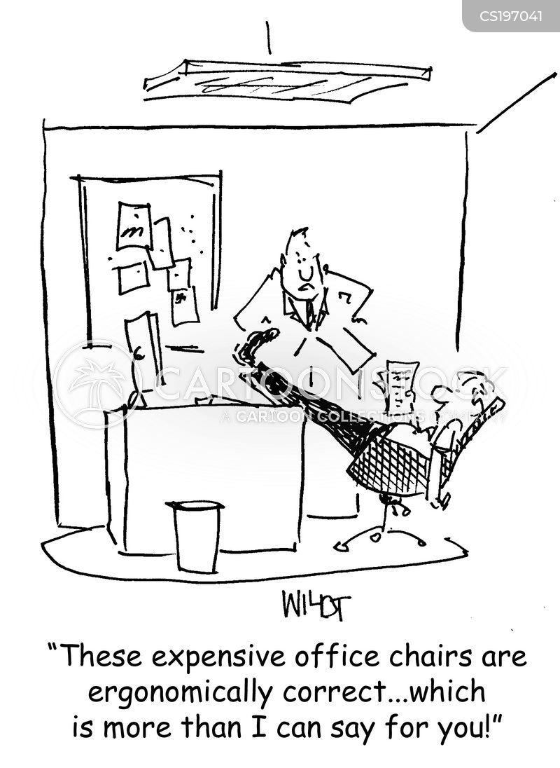 Ergonomics Cartoons And Comics Funny Pictures From