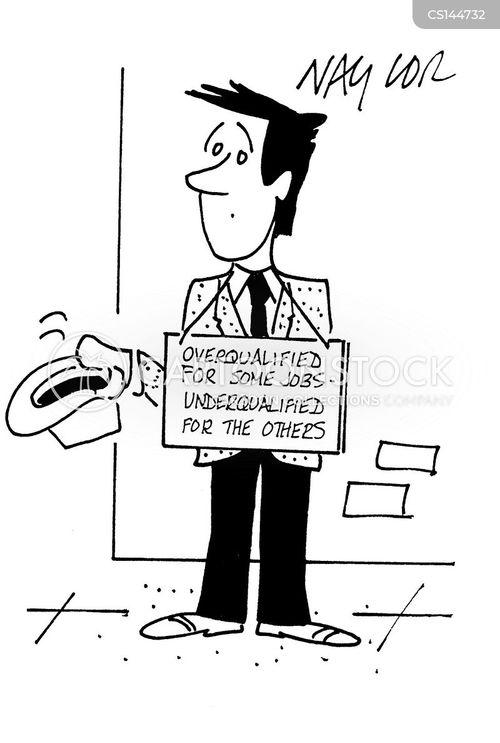 Underqualified cartoons, Underqualified cartoon, funny, Underqualified ...