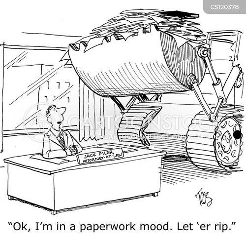 Construction Equipment Cartoons And Comics Funny