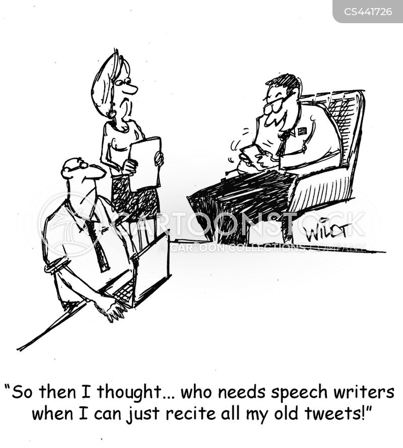 Speech writing services