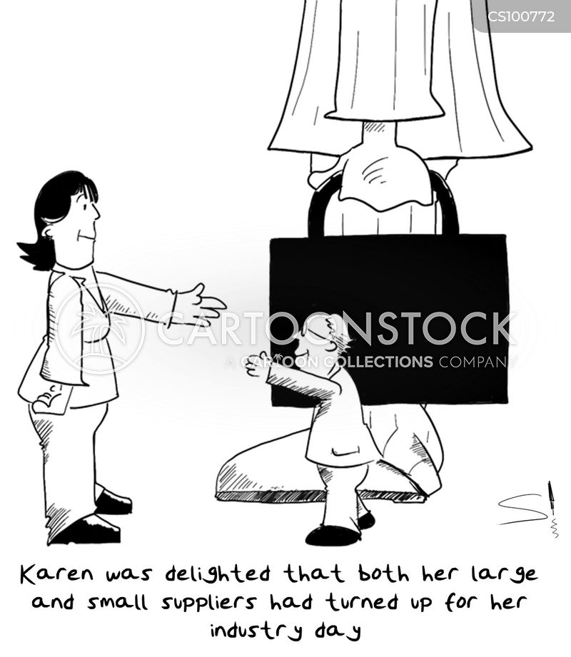 procurement cartoons and comics funny pictures from