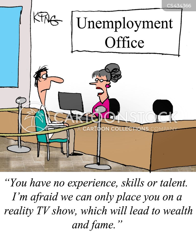 unemployment offices cartoons and comics funny pictures