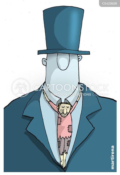 rich vs poor cartoons - photo #44
