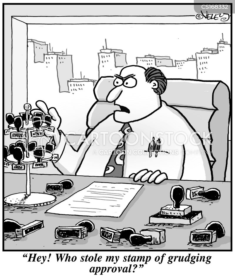 Desk cartoons office desk cartoon office desk picture office desk - Rubber Stamp Cartoons And Comics Funny Pictures From