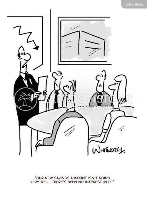 Interest Rate Cartoons And Comics