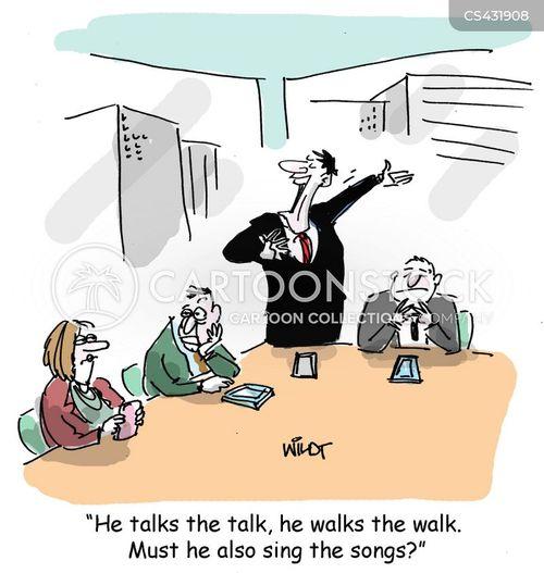 Talking The Talk Cartoons And Comics