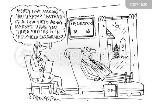 clinical cartoons and comics