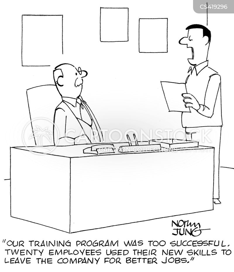 Training Program Cartoons And Comics Funny Pictures From