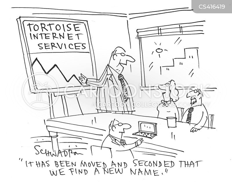 Internet Service Cartoons and Comics - funny pictures from ...