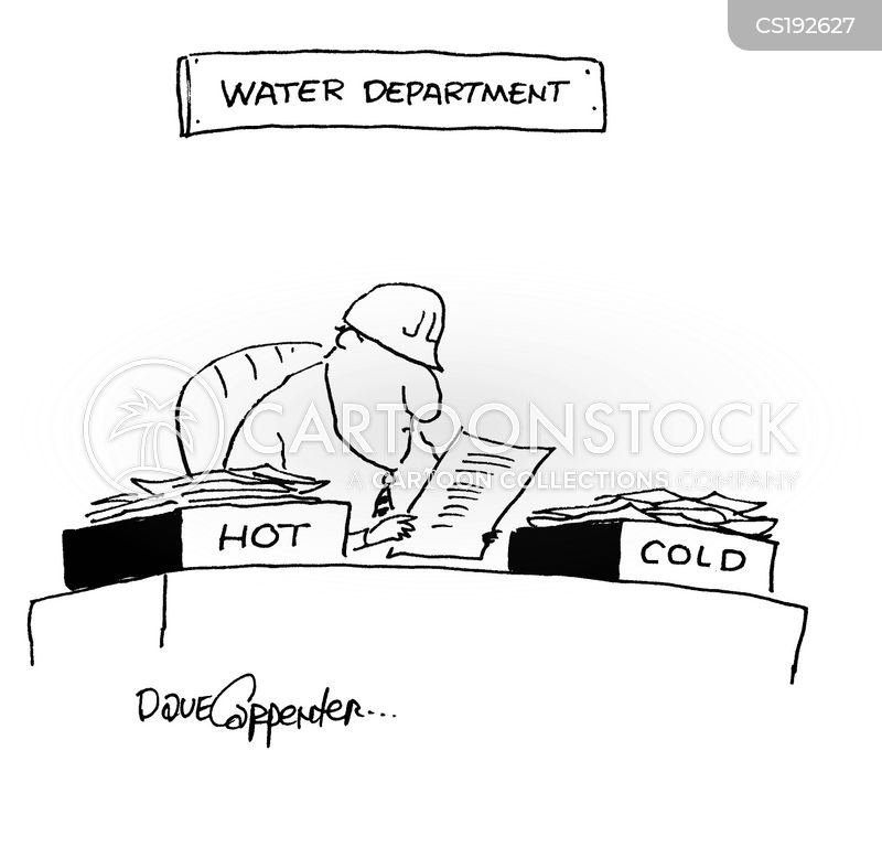 Hot Water Cartoons And Comics Funny Pictures From