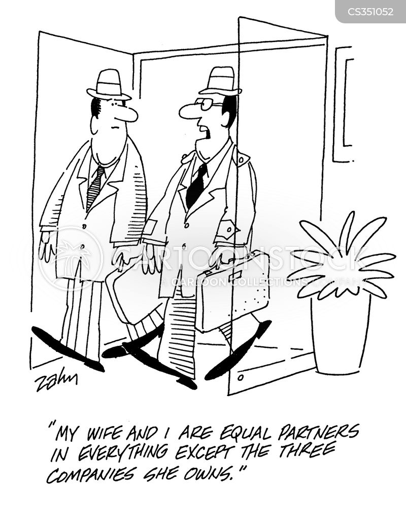 wears the trousers cartoons and comics   funny pictures from cartoonstock