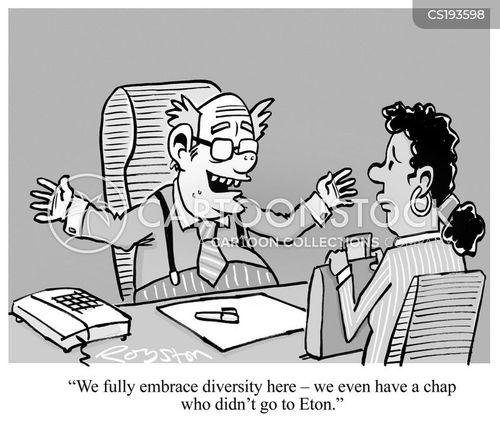 Affirmative Action Cartoons And Comics