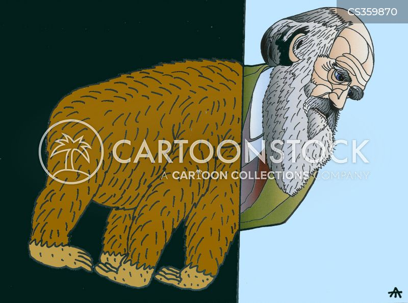 Evolutionstheorie Cartoon, Evolutionstheorie Cartoons, Evolutionstheorie Bild, Evolutionstheorie Bilder, Evolutionstheorie Karikatur, Evolutionstheorie Karikaturen, Evolutionstheorie Illustration, Evolutionstheorie Illustrationen, Evolutionstheorie Witzzeichnung, Evolutionstheorie Witzzeichnungen