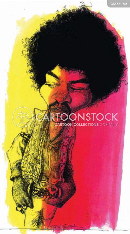 Hendrix cartoons, Hendrix cartoon, funny ...