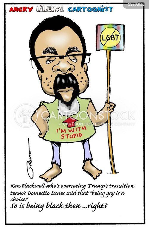 trump transition team member news and political cartoons