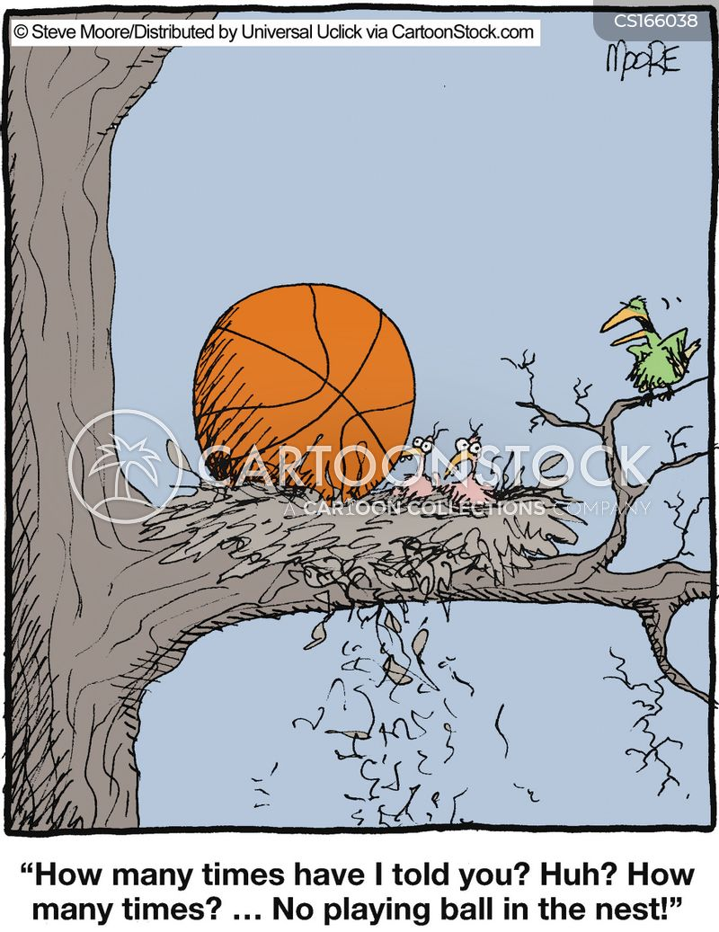 Birds Nests Cartoons and Comics - funny pictures from ...