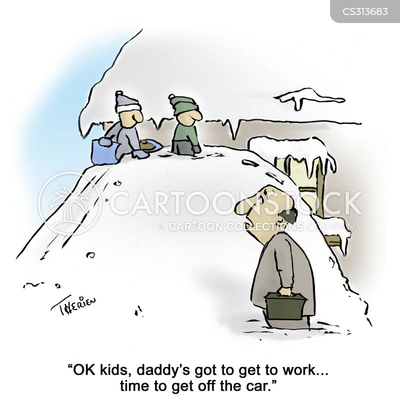 Canada Snowfall Cartoons And Comics Funny Pictures From