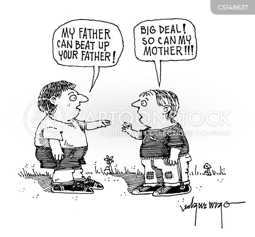 quarreling family quotes