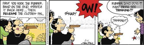 Adult Supervision Cartoons and Comics - funny pictures ... |Funny Cartoons Supervision