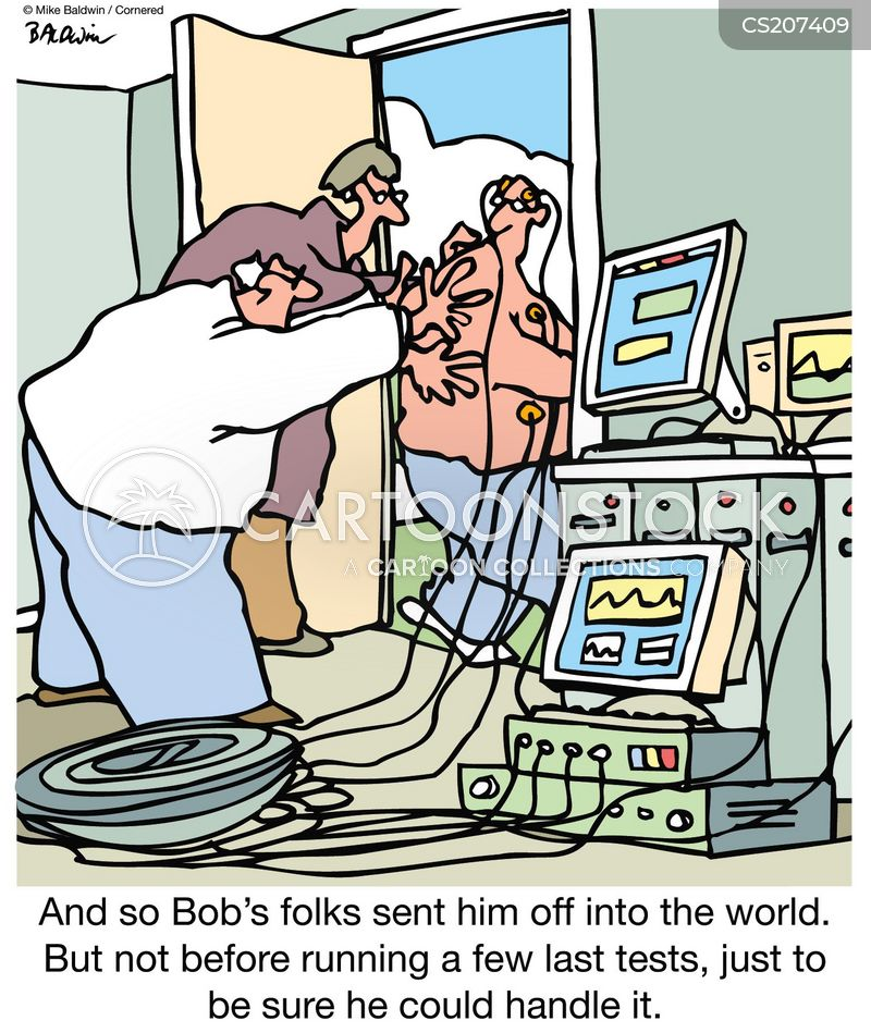 Living At Your Parents House Cartoons and Comics - funny ...