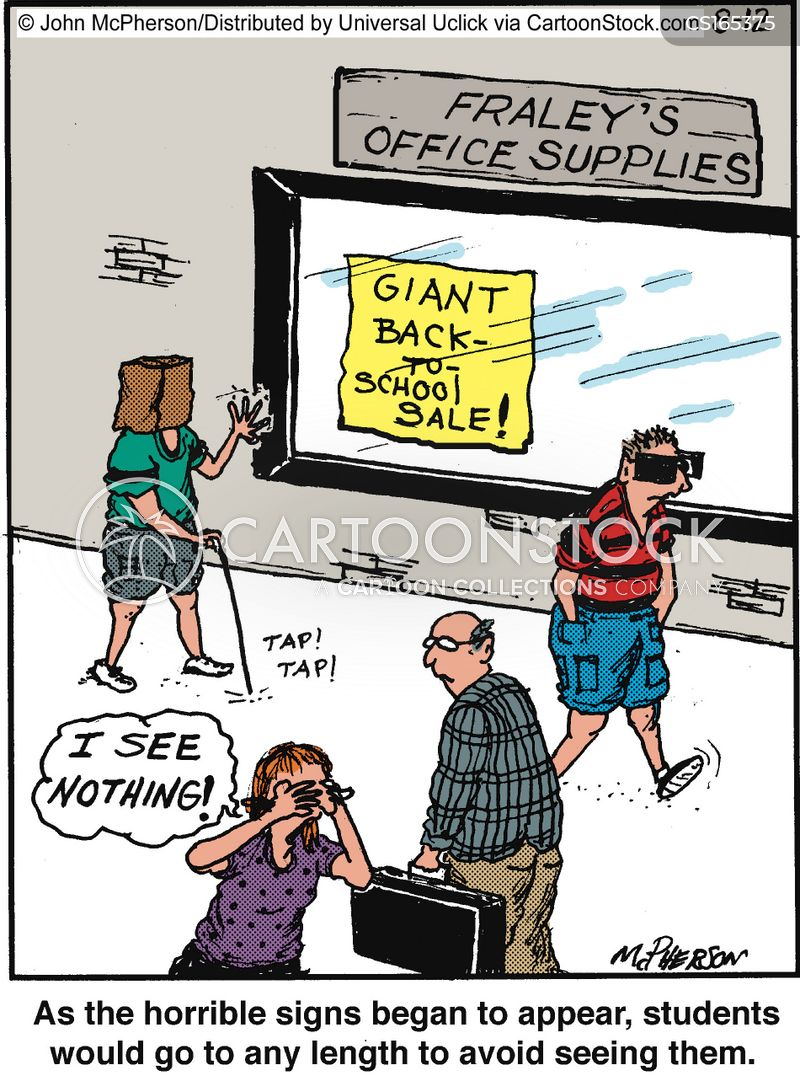 Sights Cartoons And Comics Funny Pictures From Cartoonstock