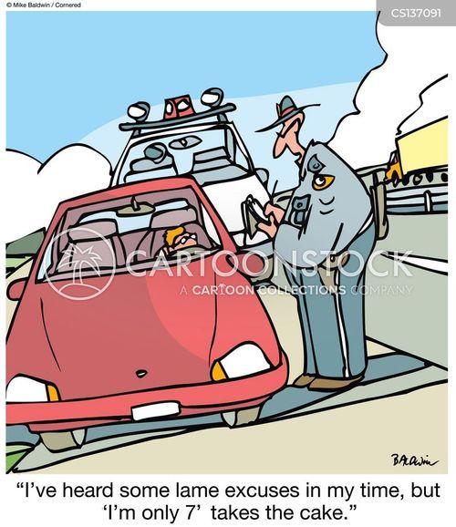 Woman speeding crash