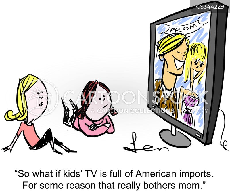 The Adverse Effects of Cartoons on the Minds of our Children