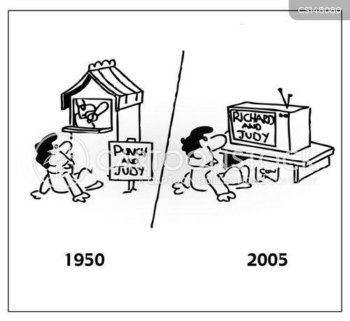 1950s Cartoon Shows 1950s Cartoon 7 Of 8