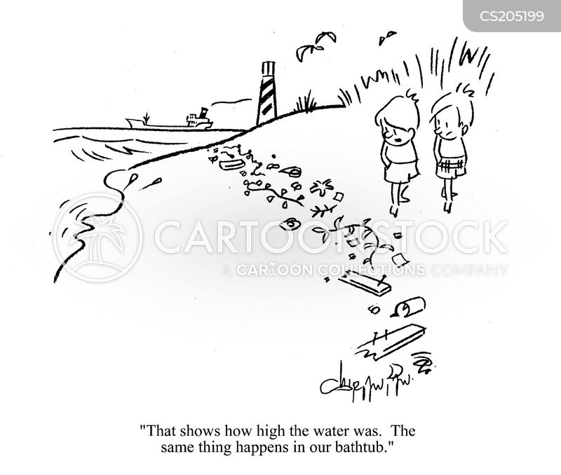 High Tide Cartoons And Comics Funny Pictures From
