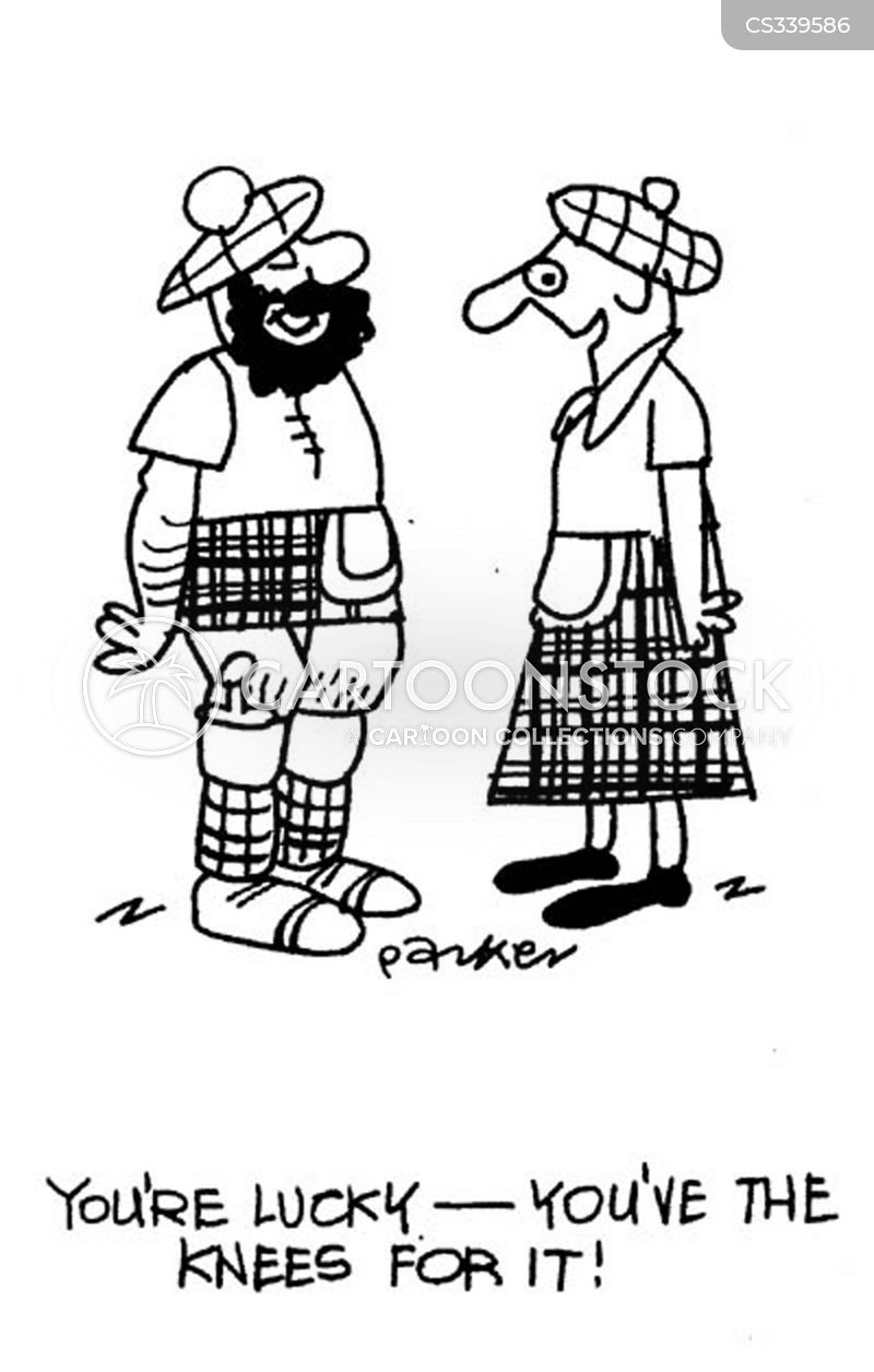 Man In Skirt Cartoons And Comics Funny Pictures From