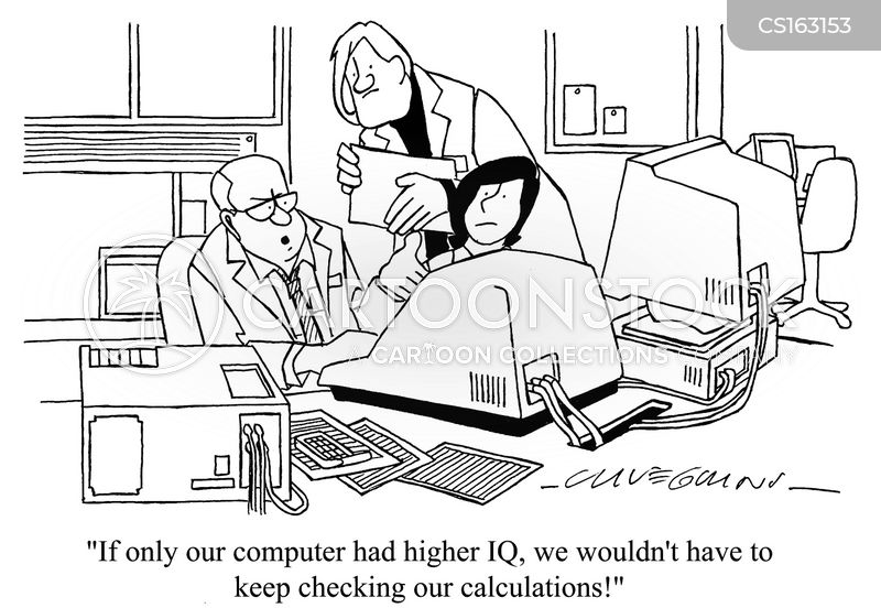Intelligence Quota Cartoons And Comics Funny Pictures