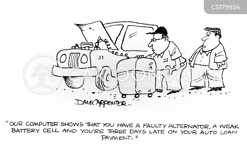 Alternator Cartoons And Comics Funny Pictures From