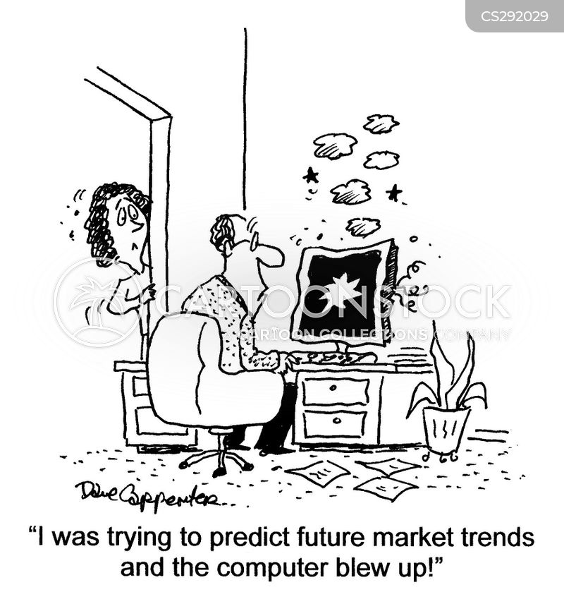 'i Was Trying to Predict