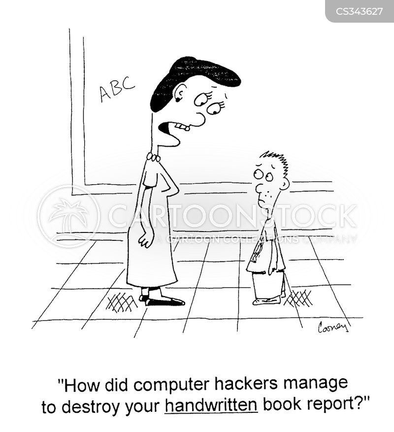 a study on computer hacking Why, and how, to teach computer hacking the cyber games,  you can go to university and study to be an english teacher, or a history teacher or a maths teacher,.