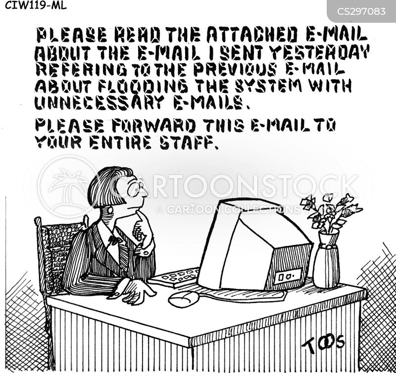 Office E-mail Cartoons and Comics - funny pictures from ...