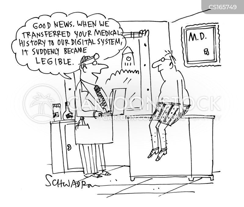 Medical Record Cartoons And Comics Funny Pictures From