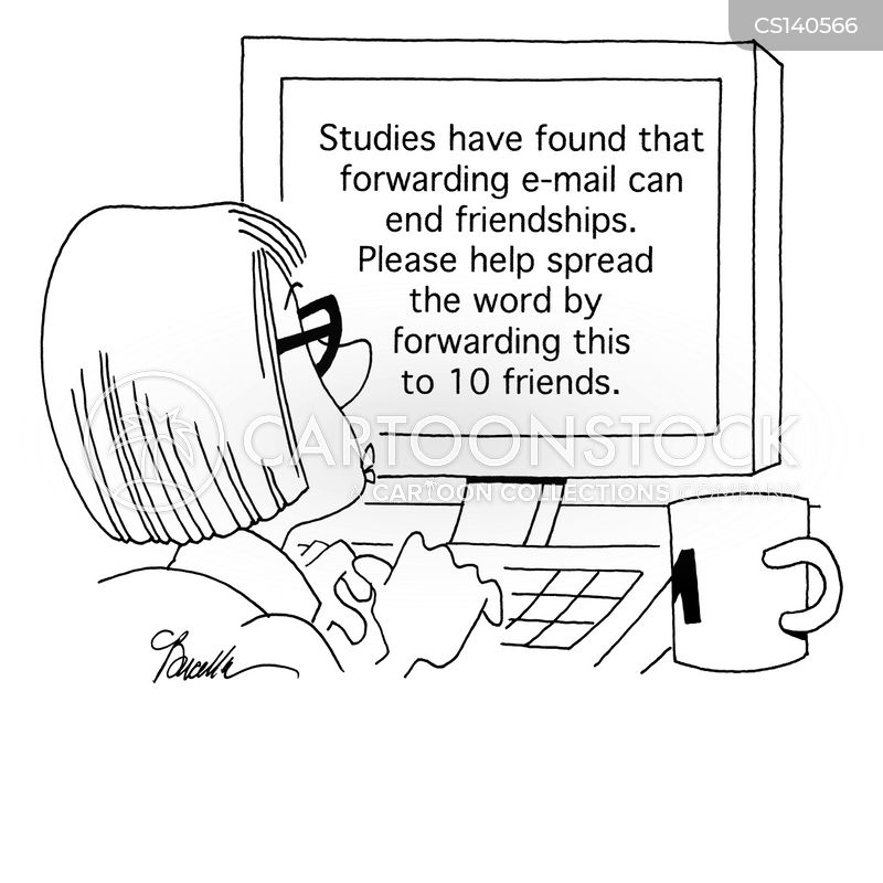 Funny Email: Computer Mouse Cartoons And Comics