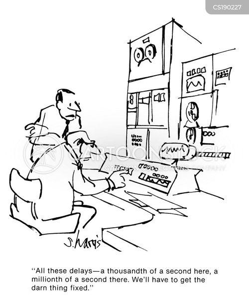 Slow Computer Cartoons And Comics