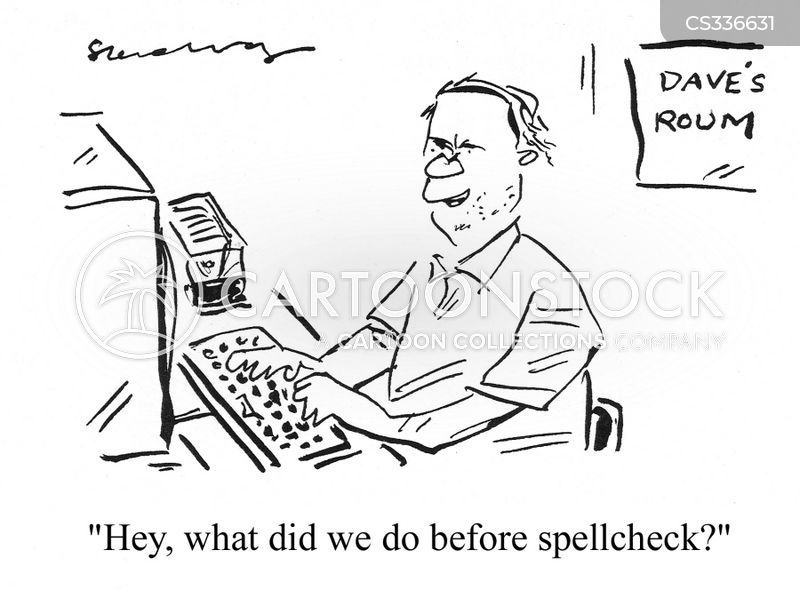 Spelling And Grammar Cartoons And Comics Funny Pictures