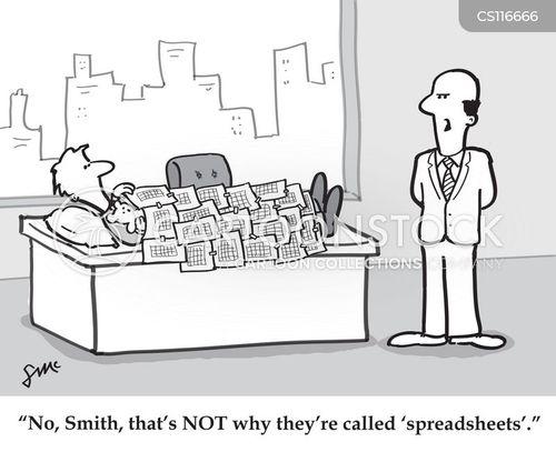 Accountant Jokes Cartoons Accounting Cartoon 1 of 435