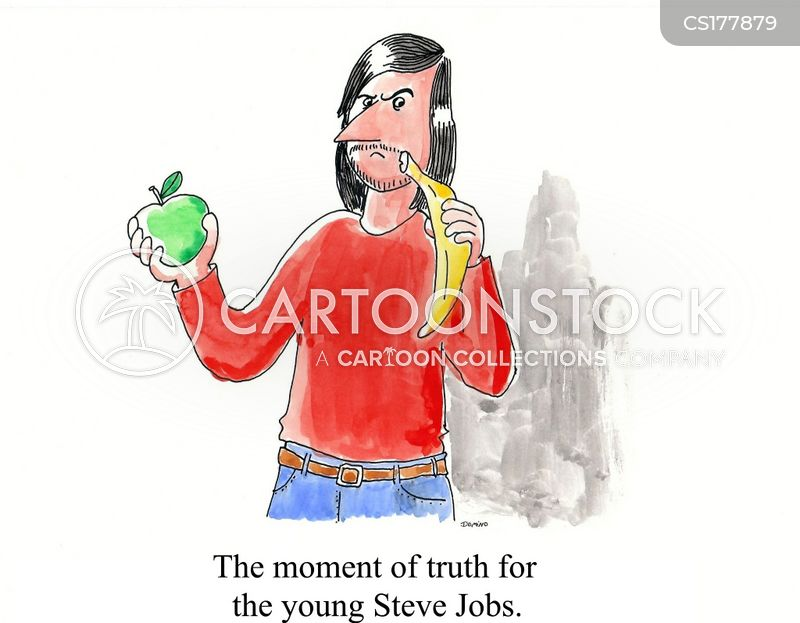 Apple Cartoon, Apple Cartoons, Apple Bild, Apple Bilder, Apple Karikatur, Apple Karikaturen, Apple Illustration, Apple Illustrationen, Apple Witzzeichnung, Apple Witzzeichnungen